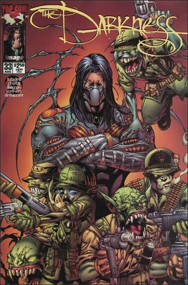 Darkness (1996) 33-A by Top Cow