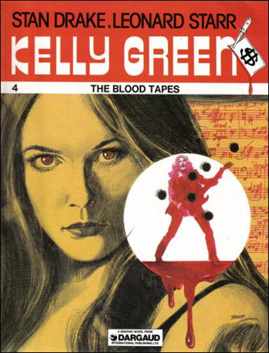 Kelly Green 4-A by Hodder Dargaud