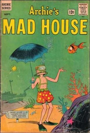 Archie's Mad House 28-A