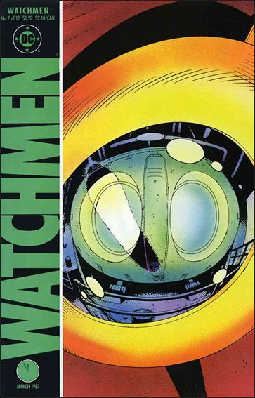 Watchmen 7-A by DC