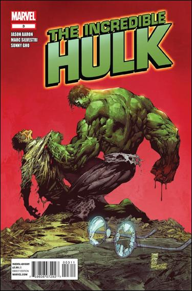 Incredible Hulk (2011)  3-A by Marvel