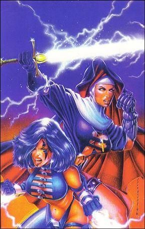 Razor/Warrior Nun Areala - Faith 1-B