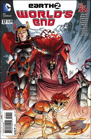 Earth 2: World's End 17-A