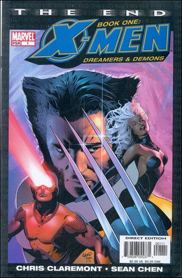 X-Men: The End (2004) 1-A by Marvel
