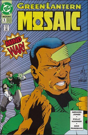Green Lantern: Mosaic 5-A by DC