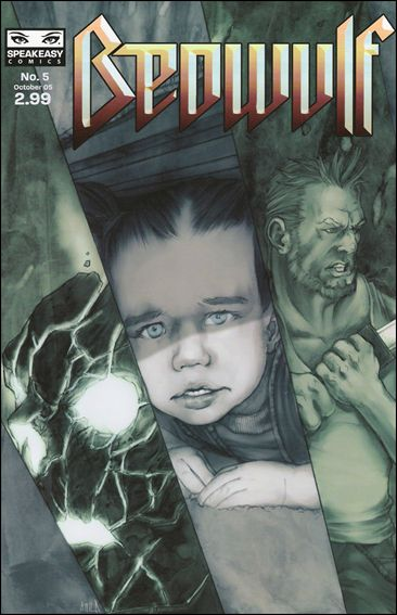 Beowulf (2005) 5-A by Speakeasy Comics