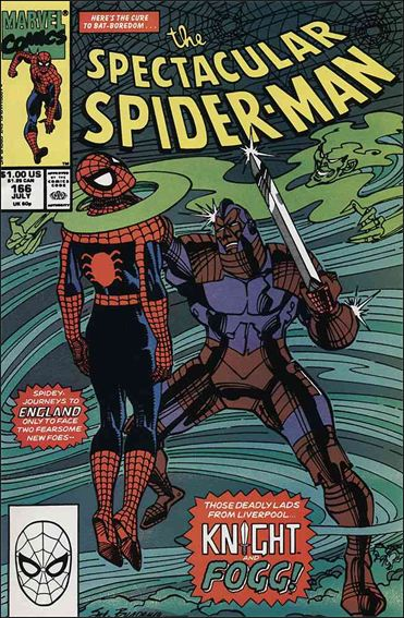 Spectacular Spider-Man (1976) 166-A by Marvel
