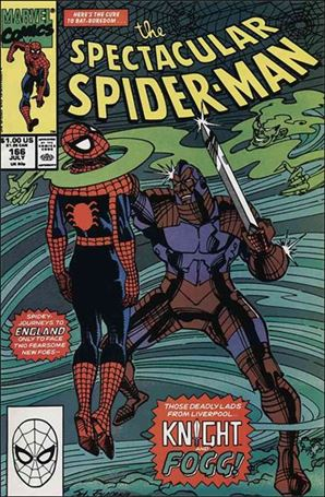 Spectacular Spider-Man (1976) 166-A