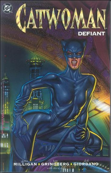 Batman: Catwoman Defiant 1-A by DC
