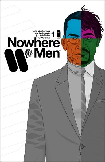 Nowhere Men 1-A by Image