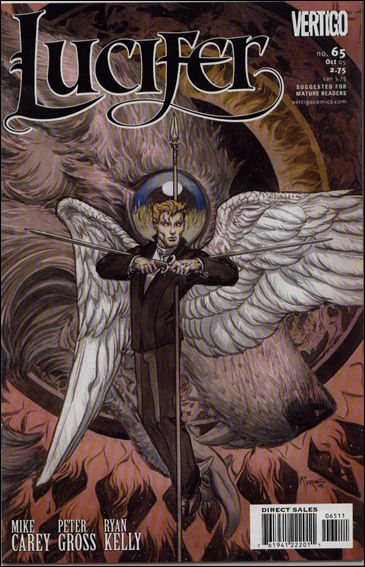 Lucifer (2000) 65-A by Vertigo