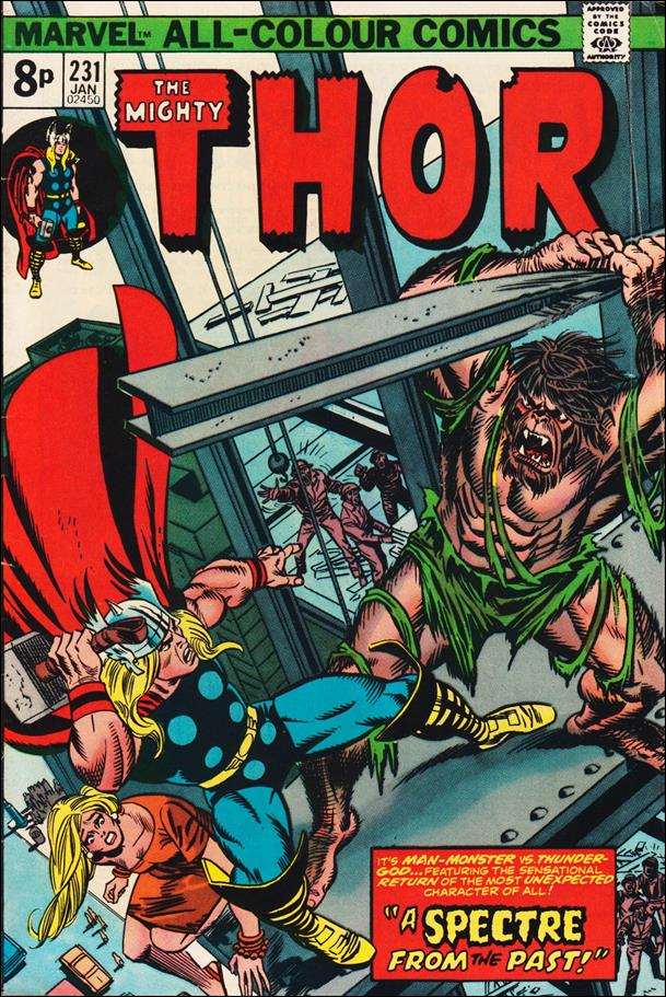 Thor (1966) 231-B by Marvel