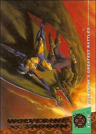 1994 Fleer Ultra X-Men (Base Set) 146-A