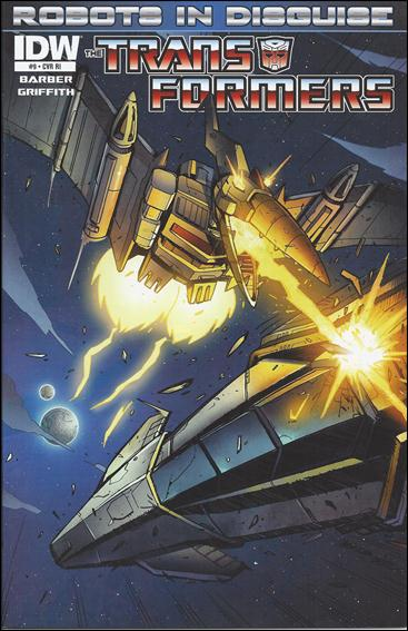 Transformers: Robots in Disguise 9-C by IDW