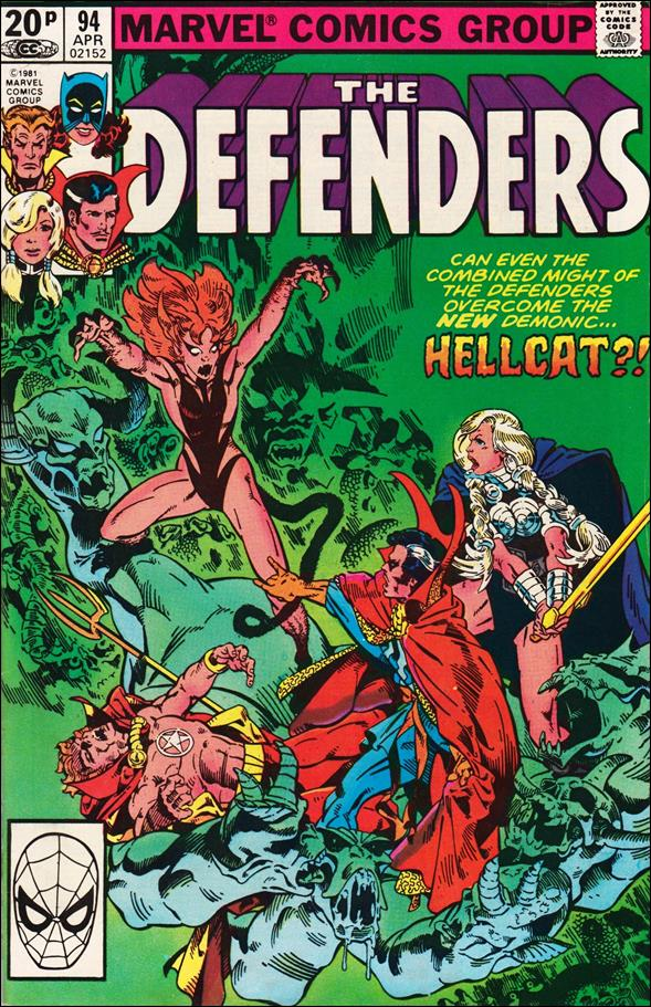 Defenders (1972) 94-B by Marvel