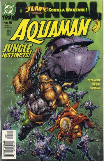 Aquaman Annual (1994) 5-A by DC