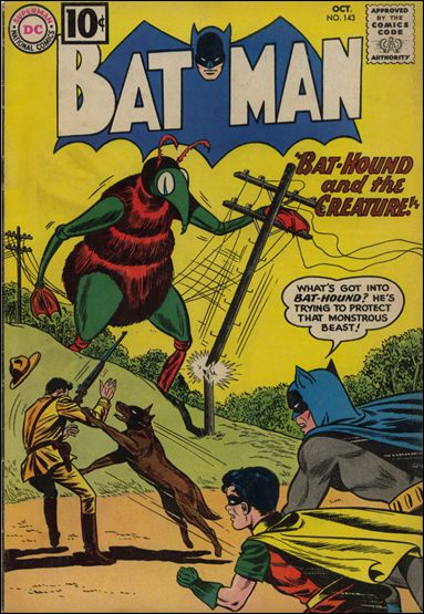 Batman (1940) 143-A by DC