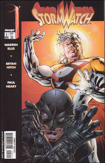 StormWatch (1997) 5-B by Image
