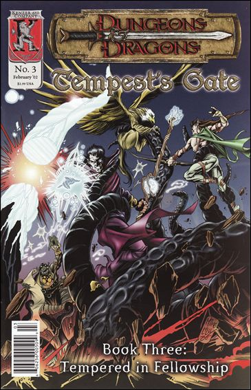 Dungeons and Dragons: Tempest's Gate 3-A by Kenzer and Company