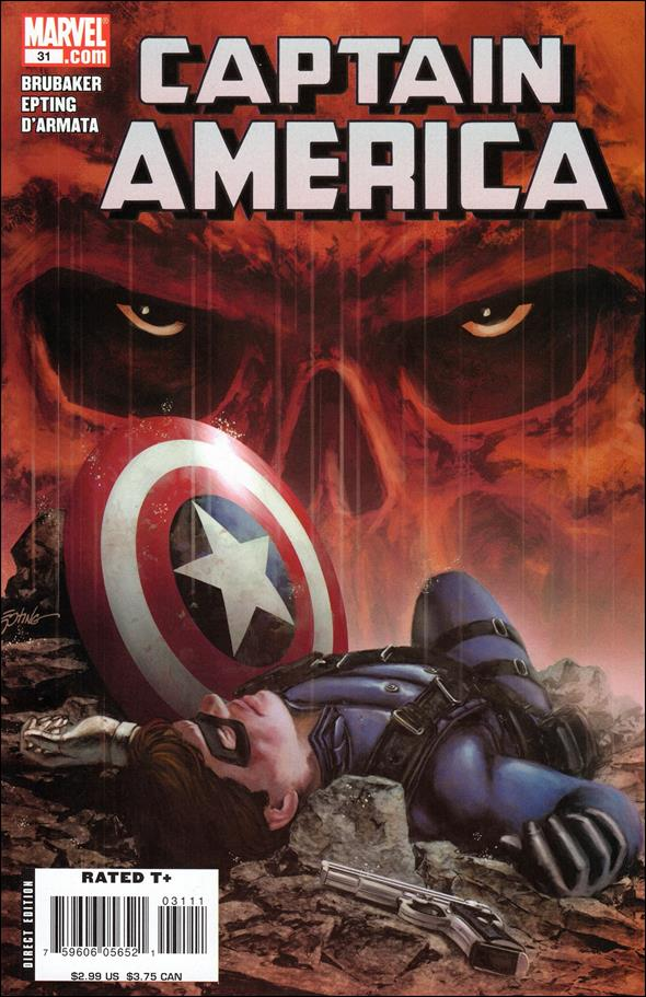 Captain America (2005) 31-A by Marvel