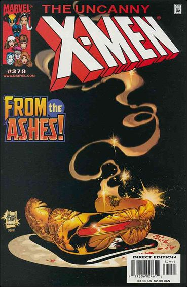 Uncanny X-Men (1981) 379-A by Marvel