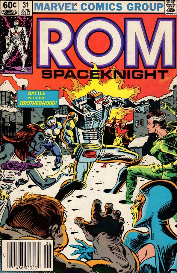 ROM (1979) 31-A by Marvel
