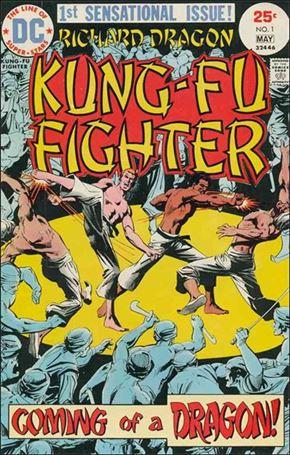 Richard Dragon, Kung-Fu Fighter 1-A