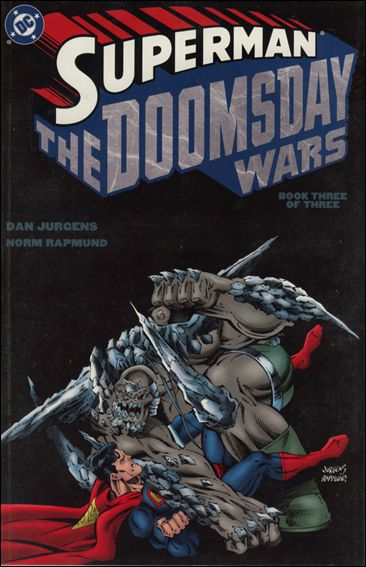 Superman: The Doomsday Wars 3-A by DC