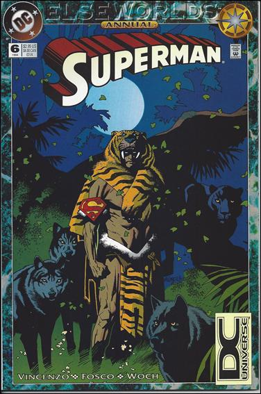 Superman Annual (1960) '6'-B by DC
