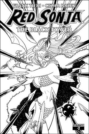 Red Sonja: The Black Tower 2-B
