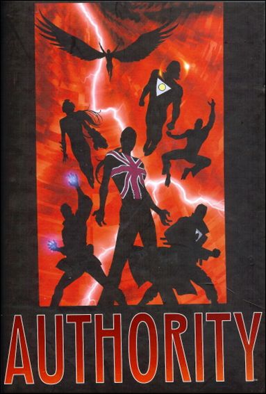 Absolute Authority 1-A by WildStorm