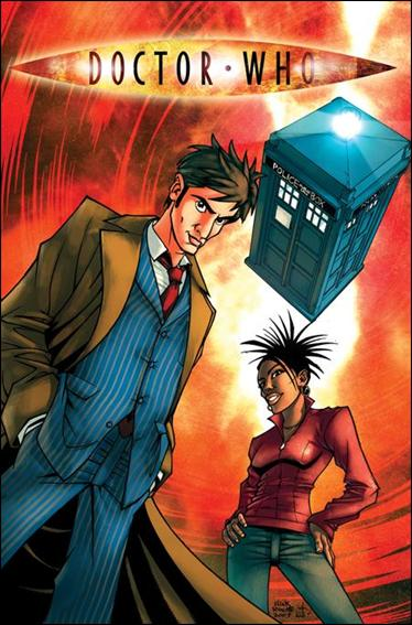 Doctor Who: Agent Provocateur 1-A by IDW