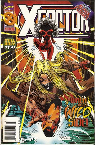 X-Factor (1986) 116-B by Marvel