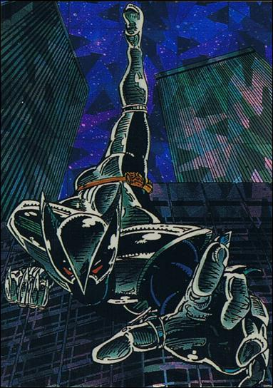 ShadowHawk (Prism Subset) P1-A by Comic Images