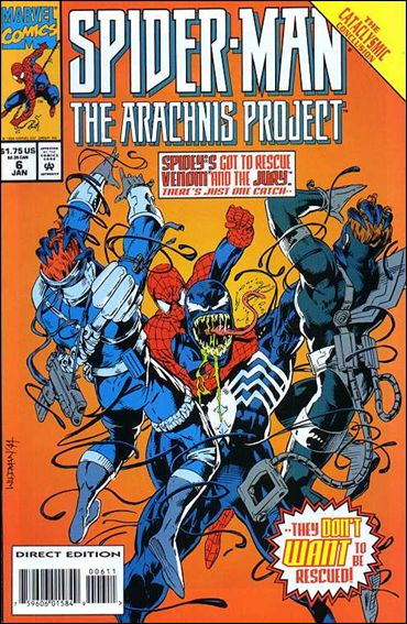 Spider-Man: The Arachnis Project 6-A by Marvel