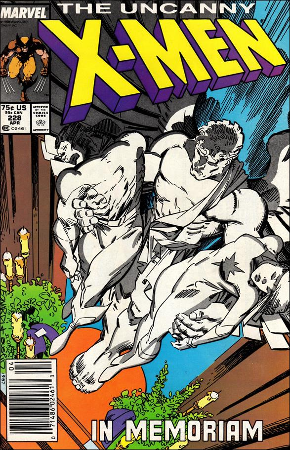 Uncanny X-Men (1981) 228-A by Marvel
