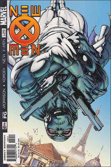 New X-Men (2001) 129-A by Marvel
