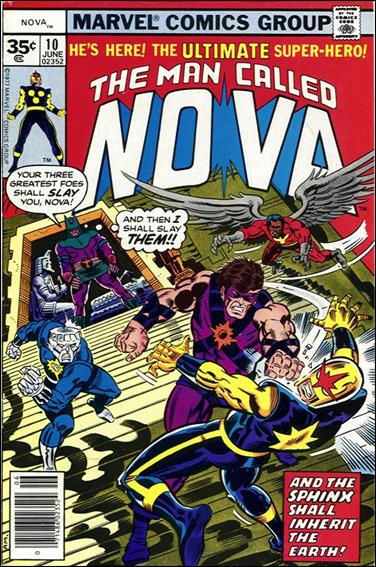 Nova (1976) 10-B by Marvel