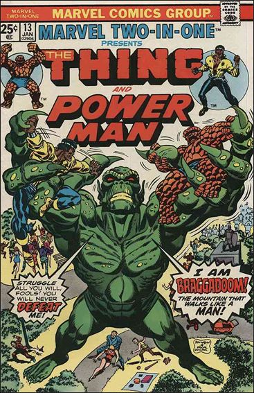 Marvel Two-in-One (1974) 13-A by Marvel