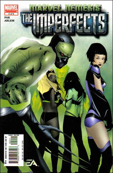 Marvel Nemesis: The Imperfects 2-A by Marvel