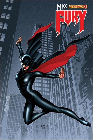 Miss Fury (2013) 2-B by Dynamite Entertainment