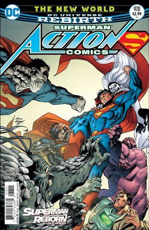 Action Comics (1938) 978-A