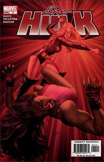 She-Hulk (2004) 11-A by Marvel