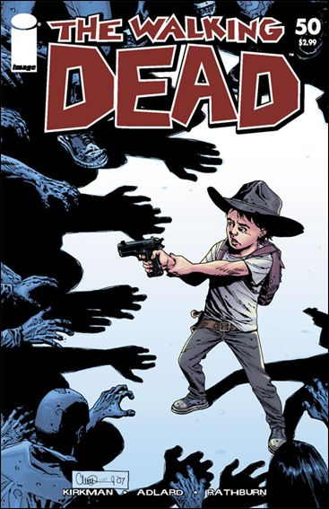 Walking Dead (2003) 50-A by Skybound Entertainment