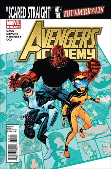 Avengers Academy 3-A by Marvel