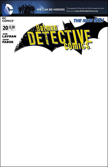 Detective Comics (2011) 20-E by DC