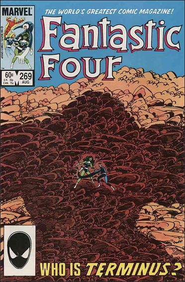 Fantastic Four (1961) 269-A by Marvel