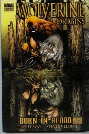 Wolverine: Origins 1-A