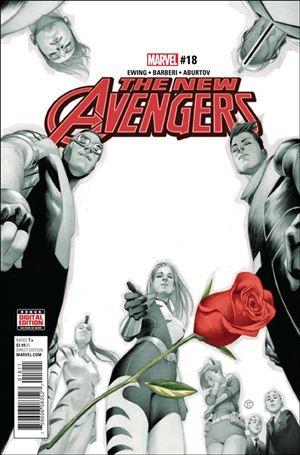 New Avengers (2015) 18-A