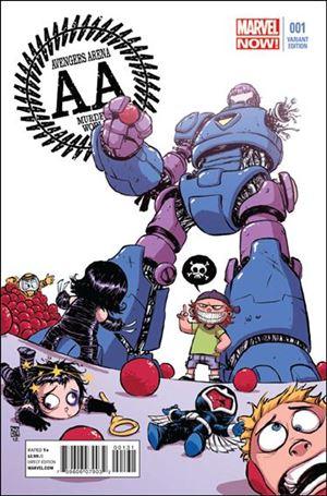 Avengers Arena 1-C